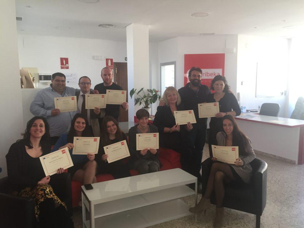 Kick Off Meeting in Malaga