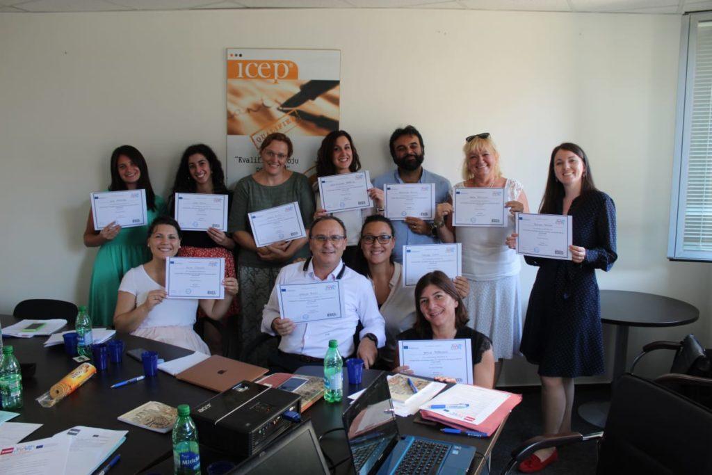 2nd transnational meeting in Bratislava